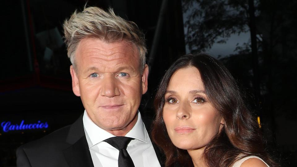Picture for Gordon Ramsay's wife wore her wedding dress again to celebrate their 25th anniversary