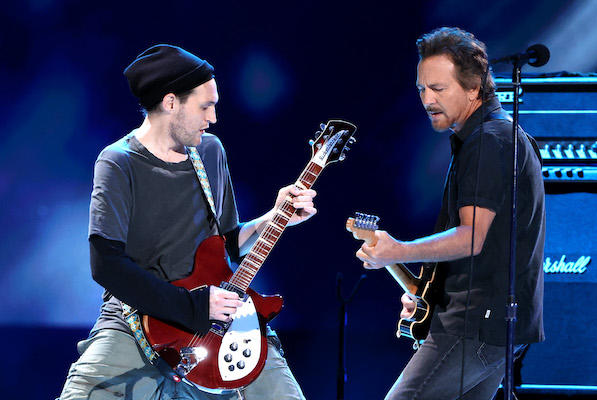 Picture for Former Red Hot Chili Peppers Guitarist Josh Klinghoffer Is Now Part Of Pearl Jam's Touring Band