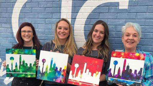 Tattoo Shop Hosts Inks And Skylines Business Offers Art Party Fundraisers For Local Charities News Break