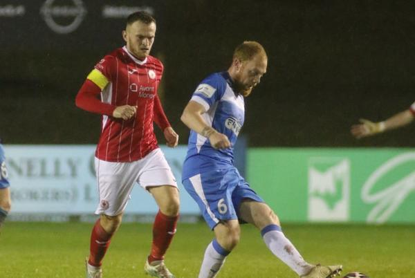 Picture for 10 man Harps salvage brilliant draw in North West Derby
