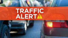 Cover for Crash has Lake Murray Dam shut down in both directions
