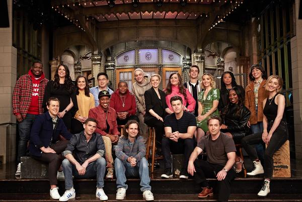 Picture for Beck Bennett and Lauren Holt Exit 'SNL' Ahead of Season 47 Premiere: Who's In and Who's Out?