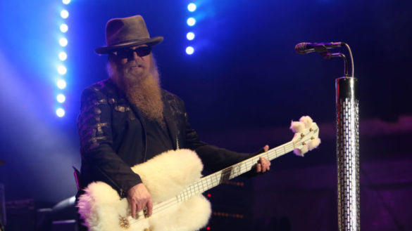 Picture for What Was Dusty Hill of ZZ Top's Cause of Death?