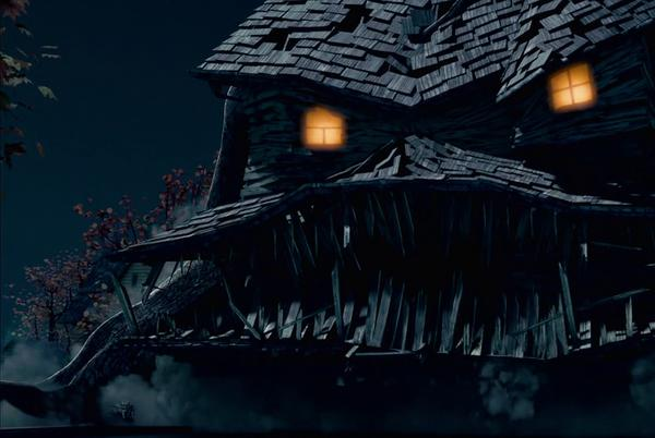 Picture for Whatever Wednesday: 'Monster House'