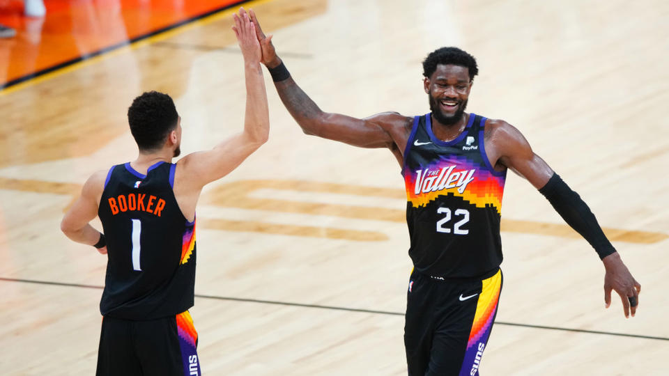 Picture for Playoffs hits and bombs: Deandre Ayton, Josh Richardson and more
