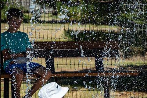 Picture for PHOTO GALLERY: Hays splash pad opens at ARC Park