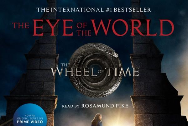 Picture for Wheel of Time's Rosamund Pike Narrates a New Audiobook of The Eye of the World
