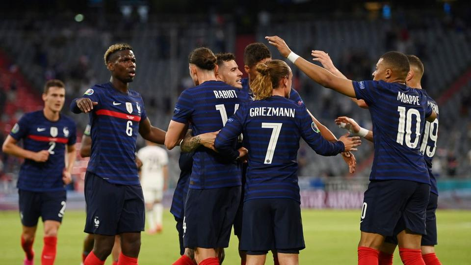 Picture for French fantasy attack seeks lift off against Hungary