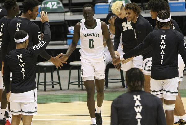 Picture for Rainbow Warriors basketball unveils 2021-22 schedule