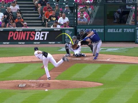 detroit-tigers-john-hicks-rbi-double-mlb-game-highlights-newsbreak