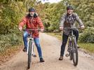 Picture for What's on TV tonight: Fred Siriex eats his way around the New Forest with greengrocer Chris Bavin