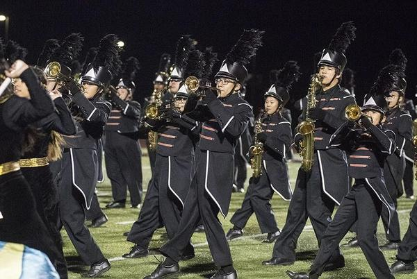 Picture for Lexington High School Marching Band to perform at state contest in Kearney