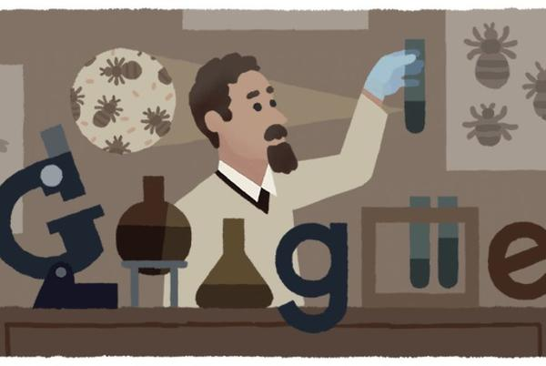 Picture for Google Doodle honors Rudolf Weigl, vaccine inventor who saved Jews from Nazis