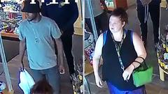 Cover for Brookfield vape shop theft, police seek suspects