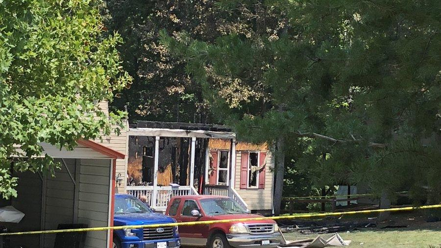 Picture for Officials investigate 'suspicious' house fire that killed 2 in Iredell County