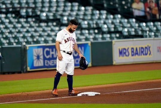 Picture for MLB playoffs Day 1 as it happened: Astros hand Twins their 17th consecutive postseason loss