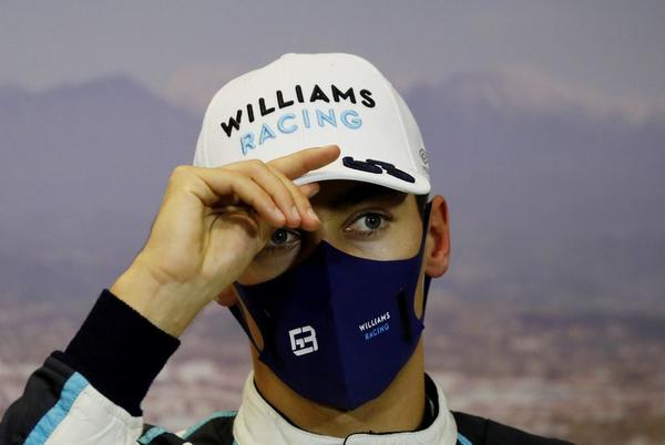 Picture for Russell's form shows Williams are not that bad, says Verstappen