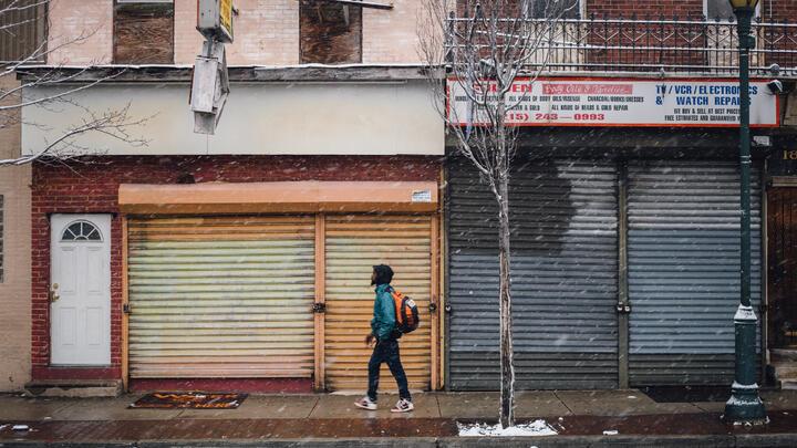 Cover for 4 Most Dangerous Neighborhoods In Philadelphia, PA
