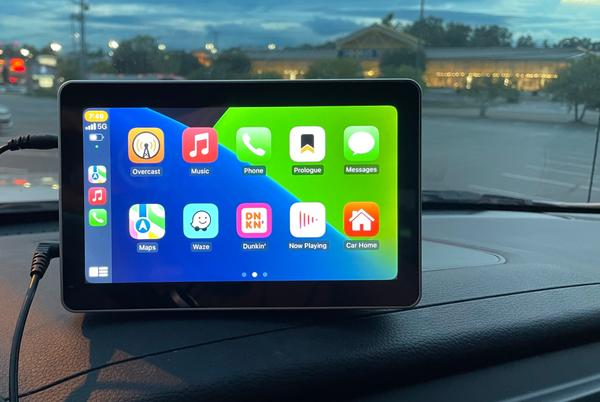 Picture for Review: Bring CarPlay to any car with Intellidash Pro, no installation required