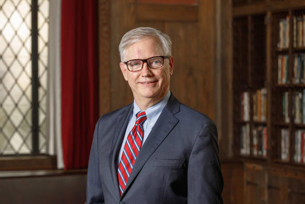 Picture for Rohrbaugh Is Appointed Deputy Dean for Professionalism and Leadership Development