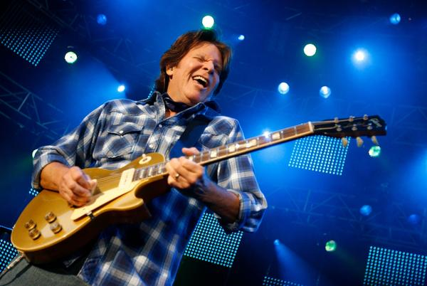 Picture for Review: John Fogerty rolls out CCR gold in homecoming concert
