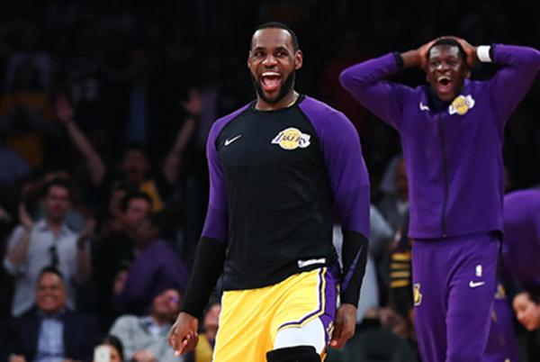Picture for Lakers: Viral Social Media Hits Over the Past Week