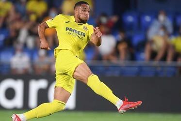 Picture for Danjuma scores first Champions League goal for Villarreal against Atalanta