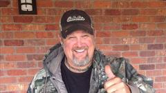 Cover for Helena hosts Larry the Cable Guy in September
