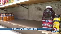 Cover for North Dakota's rural grocery stores continue operating through supply shortages
