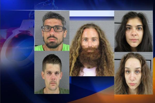 Picture for Law enforcement charges multiple out-of-state residents in Masontown for possessing various drugs