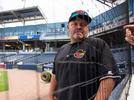 Picture for Former Red Sox star Brian Daubach settling in as Rochester Red Wings hitting coach