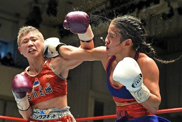 Picture for Yokasta Valle throws down the gauntlet to Seniesa Estrada, seeks 105-pound unification bout