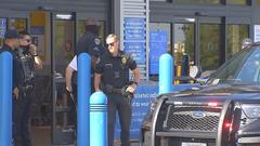 Cover for Bomb threat causes evacuation of east Bakersfield Walmart
