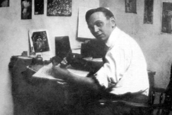 Picture for Throwback Thursday – Edgar Cayce: The Sleeping Prophet and World's Most Famous Psychic