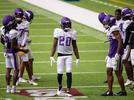 Picture for New accusations could end Jeff Gladney's career with Vikings