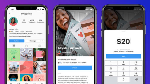 instagram is testing feature that allows public accounts to remove followers the verge Instagram Is Testing Personal Fundraisers In The Us Uk And Ireland News Break