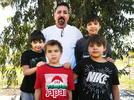Picture for Single father of four, Troy Gaskin, says 'Thank you, Vallejo'