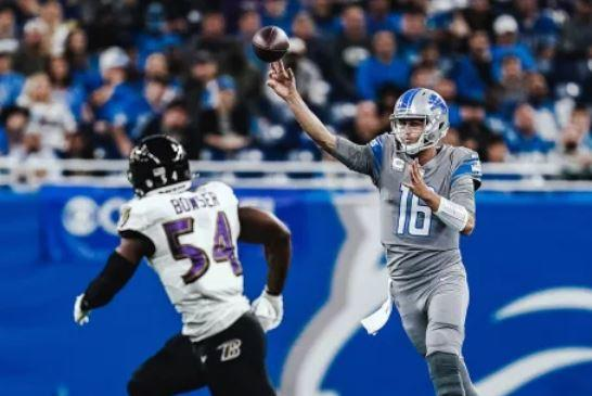 Picture for Lions fall to Ravens as kicker hits a NFL record field goal as time expires