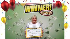 Cover for Norfolk woman wins big chunk of change through Cash Crossword