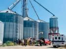 Picture for Man airlifted to hospital after rescued from Kan. grain silo