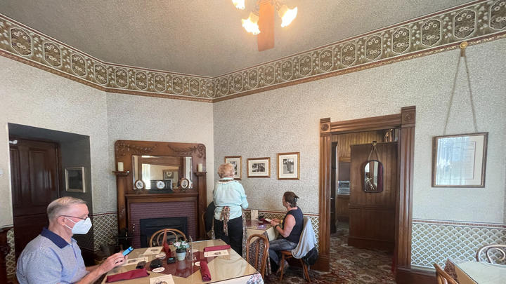 Cover for Steinbeck's Boyhood Home Reopens for Lunch in Salinas Valley