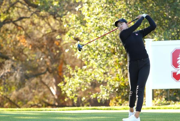 Picture for Rose Zhang remains unstoppable, sweeping third college title while leading Stanford to 22-shot victory