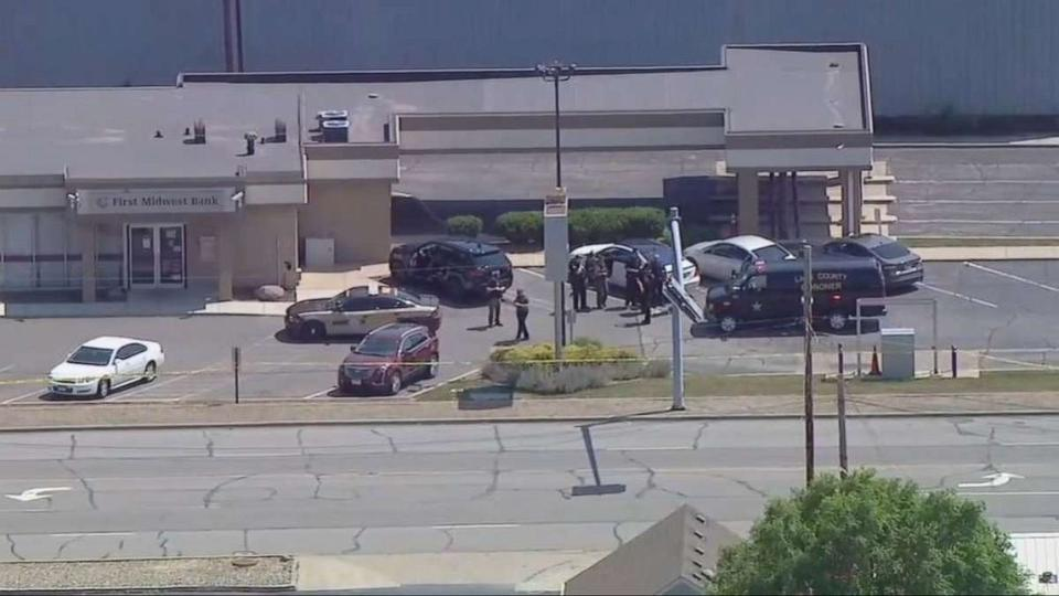 Picture for Security guard shot and killed in ambush during attempted bank robbery