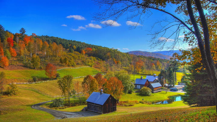 Cover for 6 Historic Sites in Vermont Worth Visiting