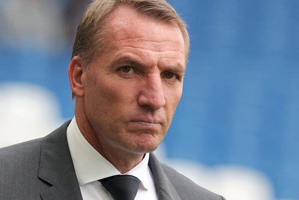 Picture for Brighton 2-1 Leicester: Brendan Rodgers says his side did not get luck with decisions