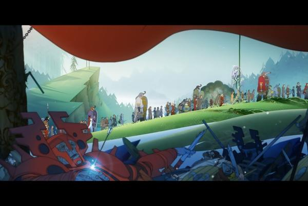 Picture for A new Xbox exclusive could be on the way from The Banner Saga devs