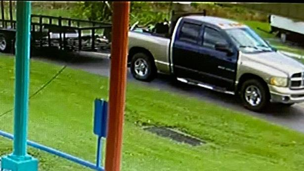 Cover for Investigators seek truck owner in Raceland looting investigation