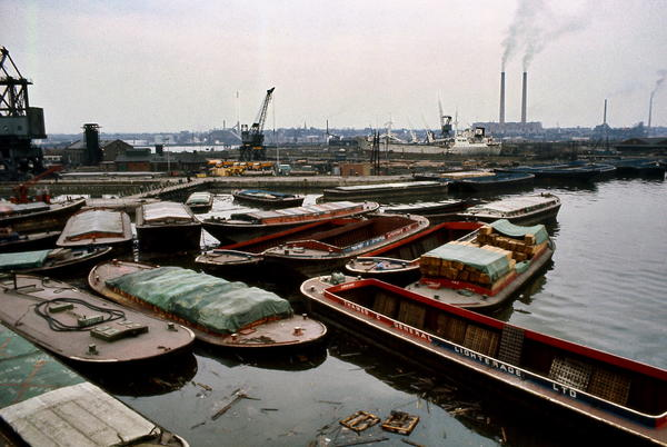 Picture for London in Kodachrome – February 1971