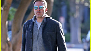 Ben Affleck Grabs His Morning Coffee From Dunkin Donuts News Break