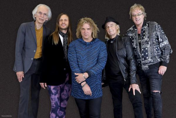 Picture for Current Global Chart Hits & Future Memories with Yes